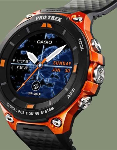 Casio WSD-F20 8