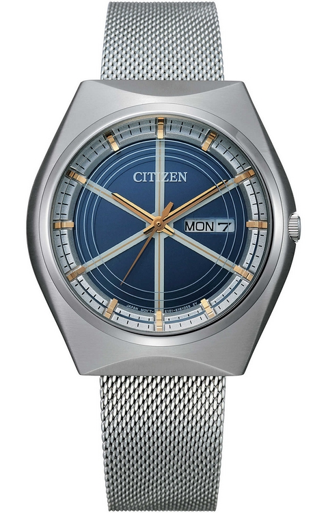 BM8540-85L  Citizen Special Edition Crystron 1974